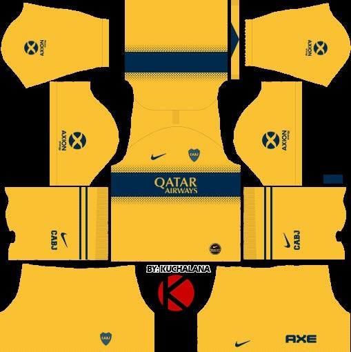 Boca Juniors ziyaretçisi Dream League Soccer