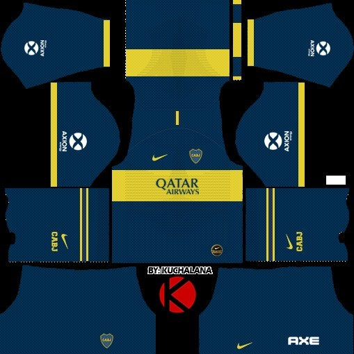 Boca Juniors yerel Dream League Soccer