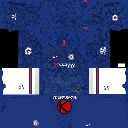 Chelsea Dream League Futbol Takımı