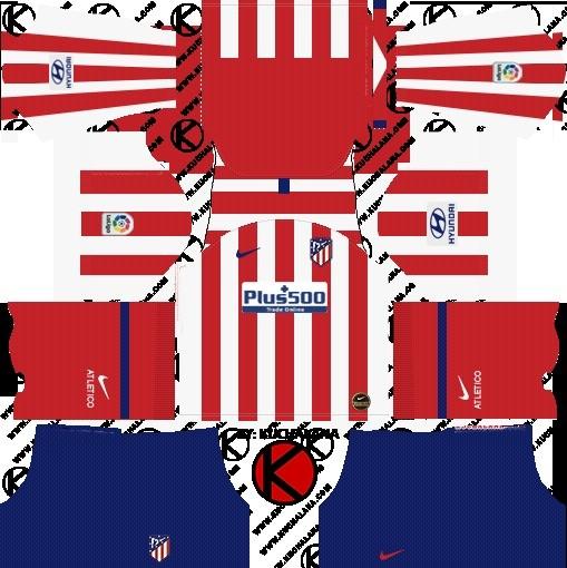 Atlético de Madrid Rüya Ligi Futbol