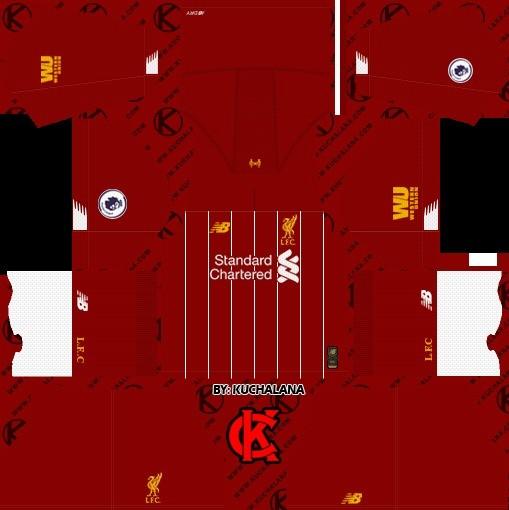 Liverpool Dream League Futbol Takımı