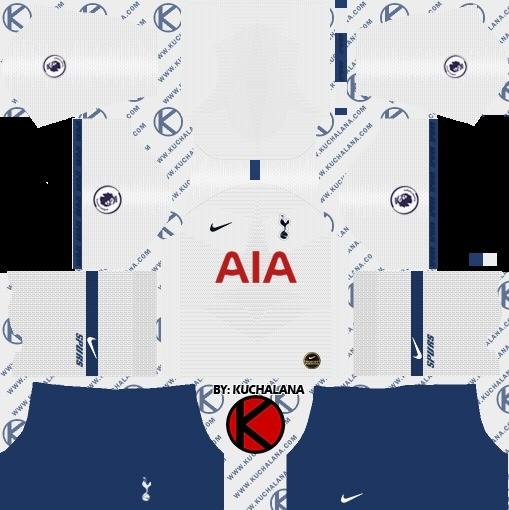 Tottenham Rüya Ligi Futbol takımı