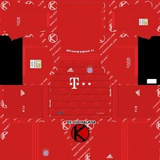 Bayern Rüya Ligi Futbol takımı