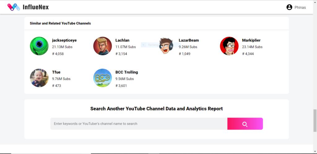 Aranacak En İyi Araç YouTube Piyasadaki Etkileyenler 8