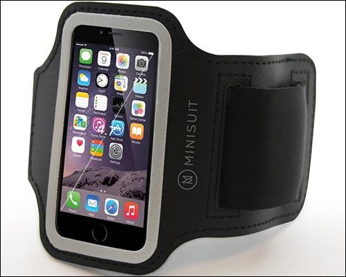 Minisuit iPhone 8 Kol Bandı