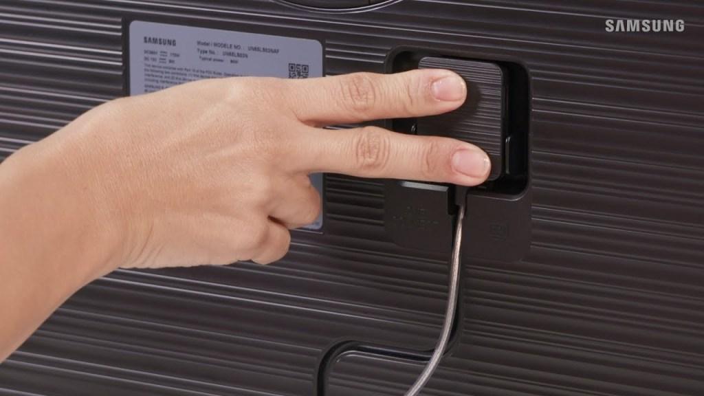 Eşsiz bağlantı sistemi aşırı kablo kullanımını ortadan kaldırır ve daha temiz bir görünüm sağlar