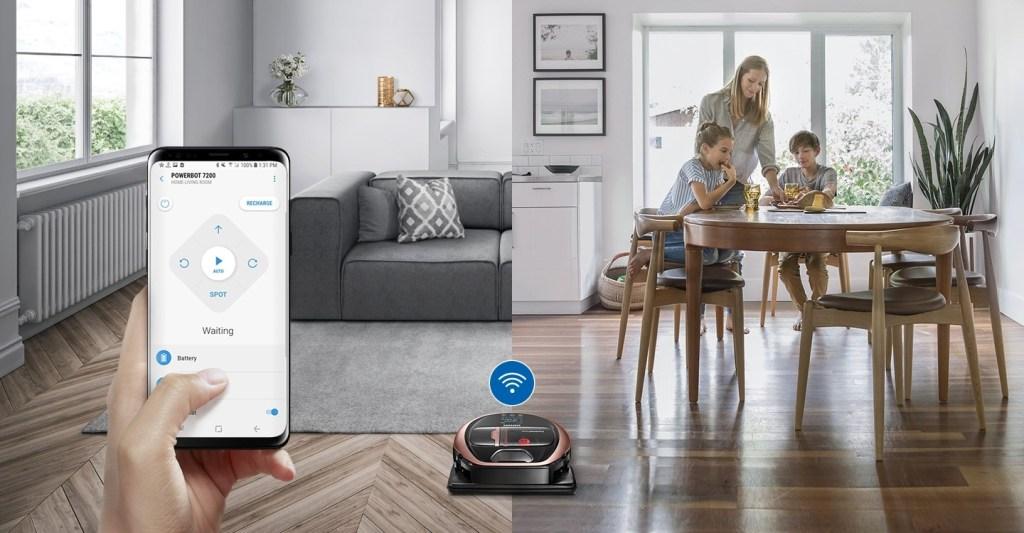 Samsung'un robot elektrikli süpürgesi, Temmuz ayında piyasaya sürüldü