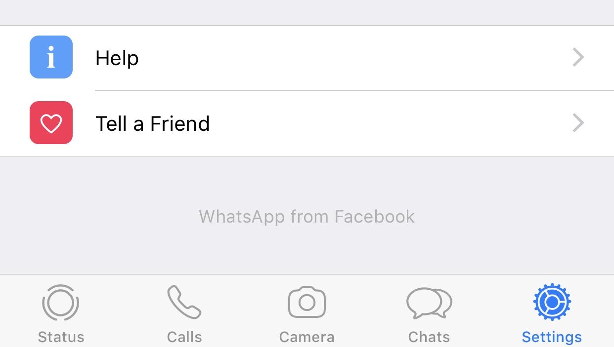 İOS 2.19.90.23 için WhatsApp beta: yenilikler 5