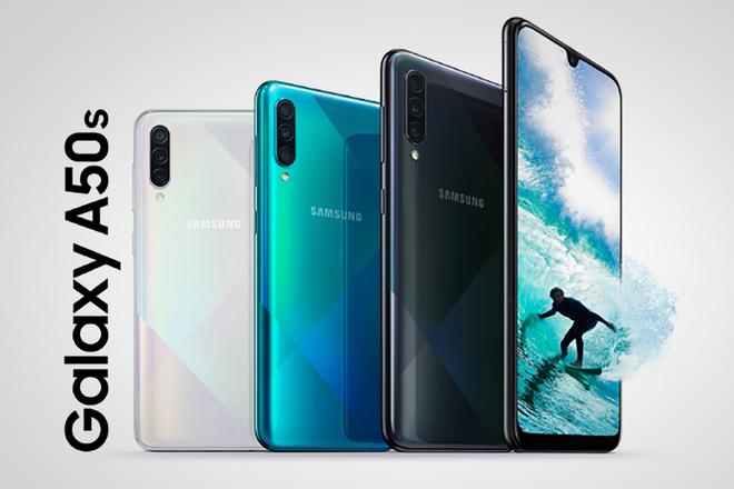 Samsung duyurdu Galaxy 'Holografik' tasarıma sahip A50'ler ve A30'ler orta korucular 2