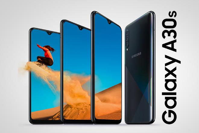 Samsung duyurdu Galaxy 'Holografik' tasarıma sahip A50'ler ve A30'ler orta korucular 3