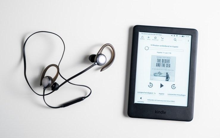 Amazon Kindle  Sesli
