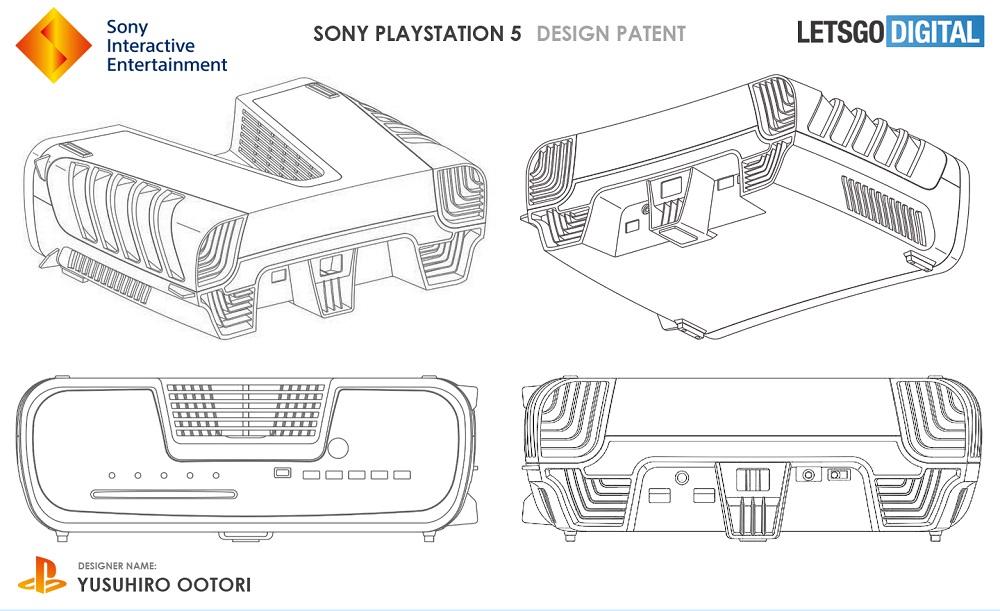 Bir Oyun Konsolu İçin Sony Patenti; PlayStation 5 İçin Muhtemelen Biri 2