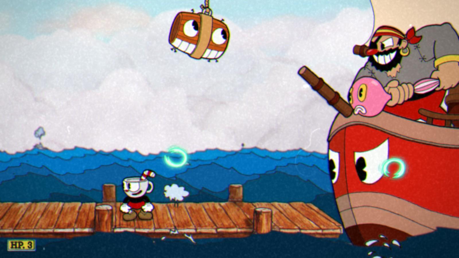 Cuphead Boss Rehberi: Inkwell Adası III 3