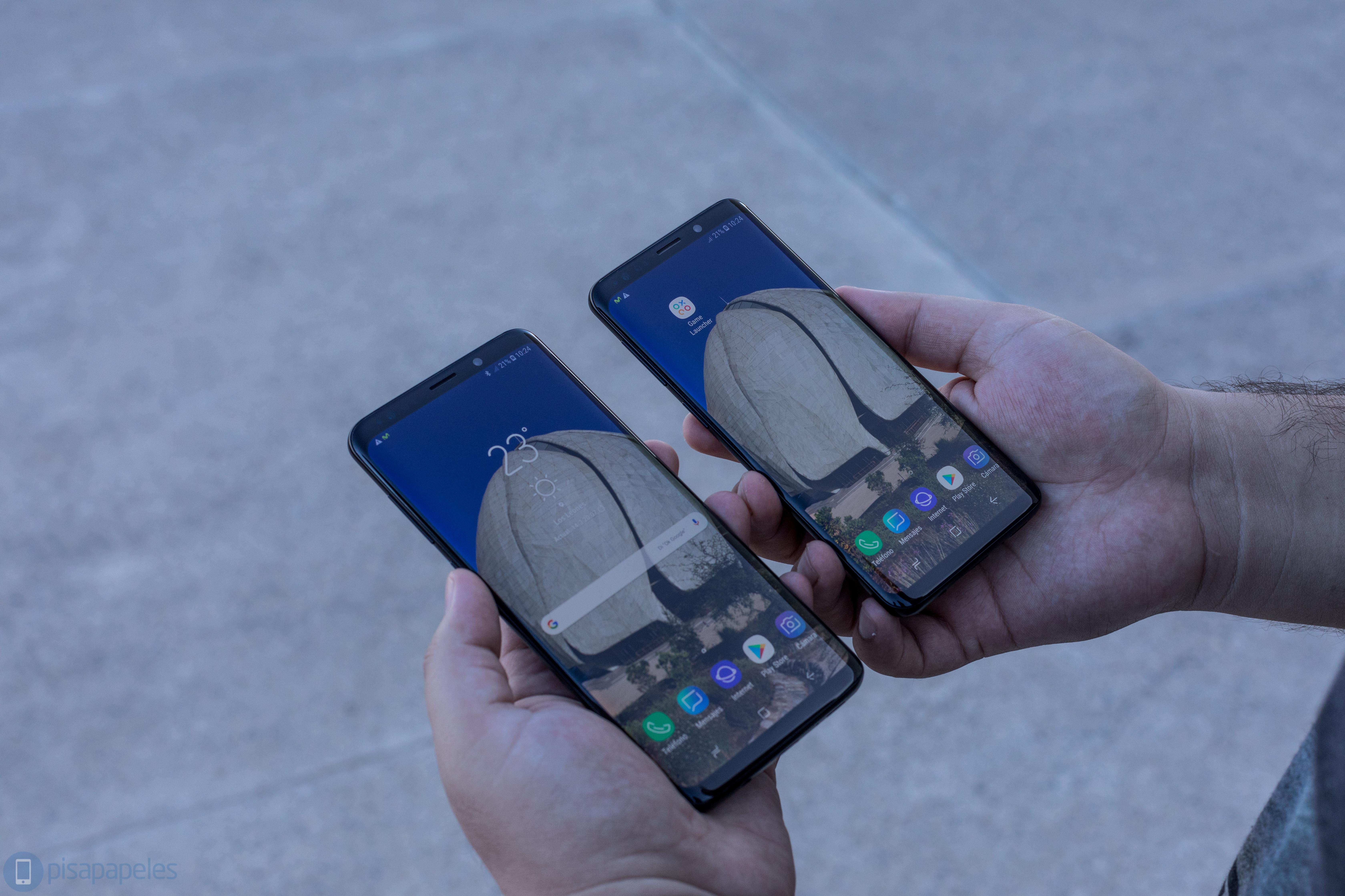 Samsung İnceleme Galaxy S9 ve Galaxy S9 + 2