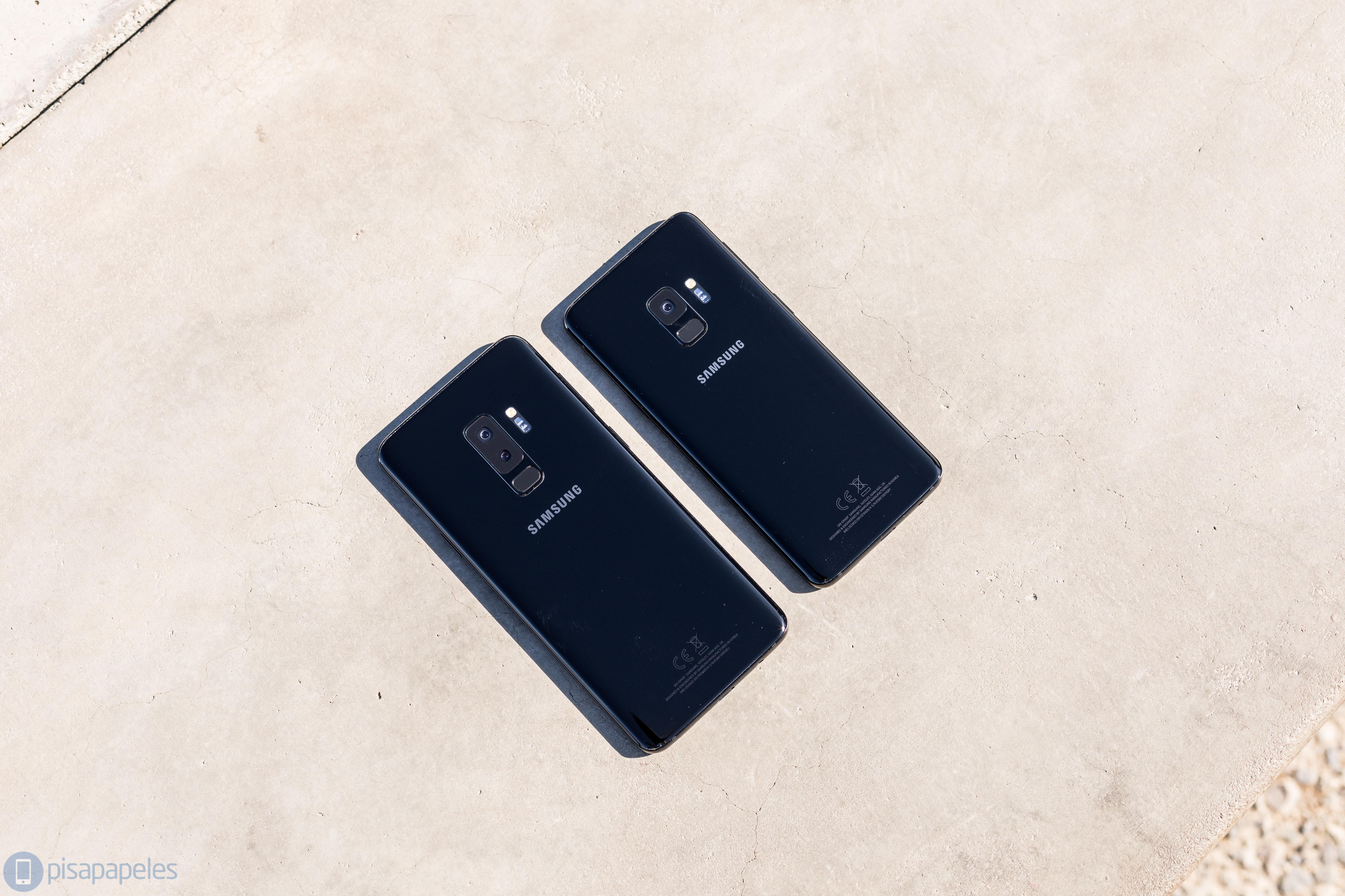 Samsung İnceleme Galaxy S9 ve Galaxy S9 + 3