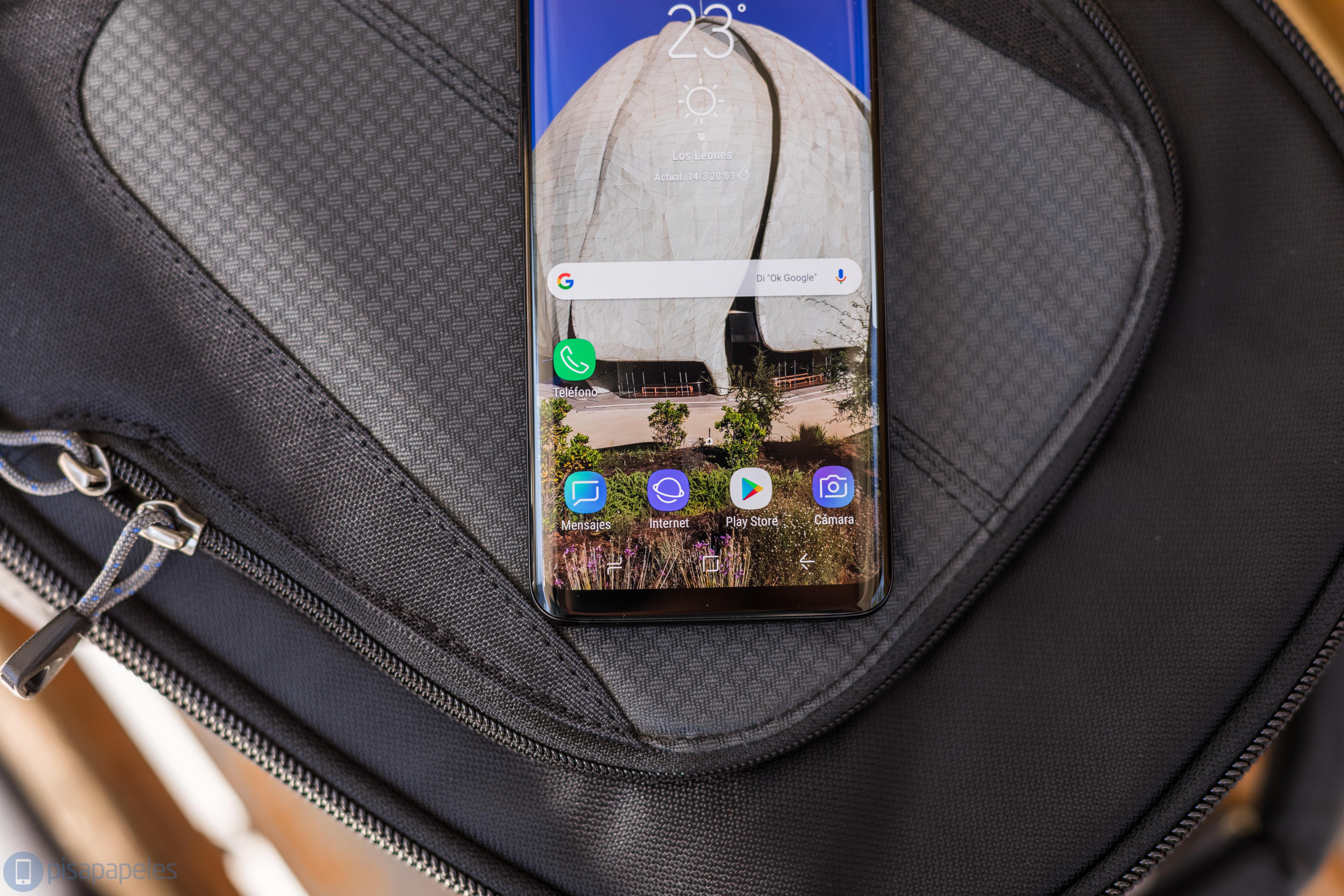 Samsung İnceleme Galaxy S9 ve Galaxy S9 + 4