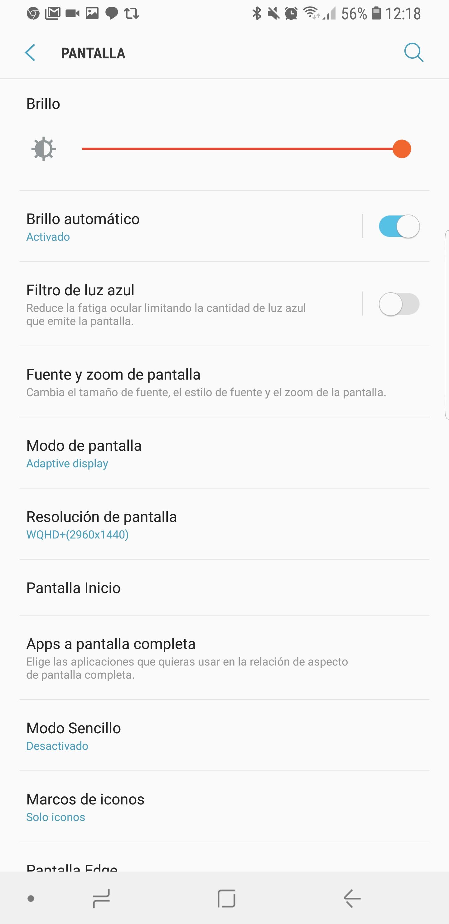 Samsung İnceleme Galaxy S9 ve Galaxy S9 + 5