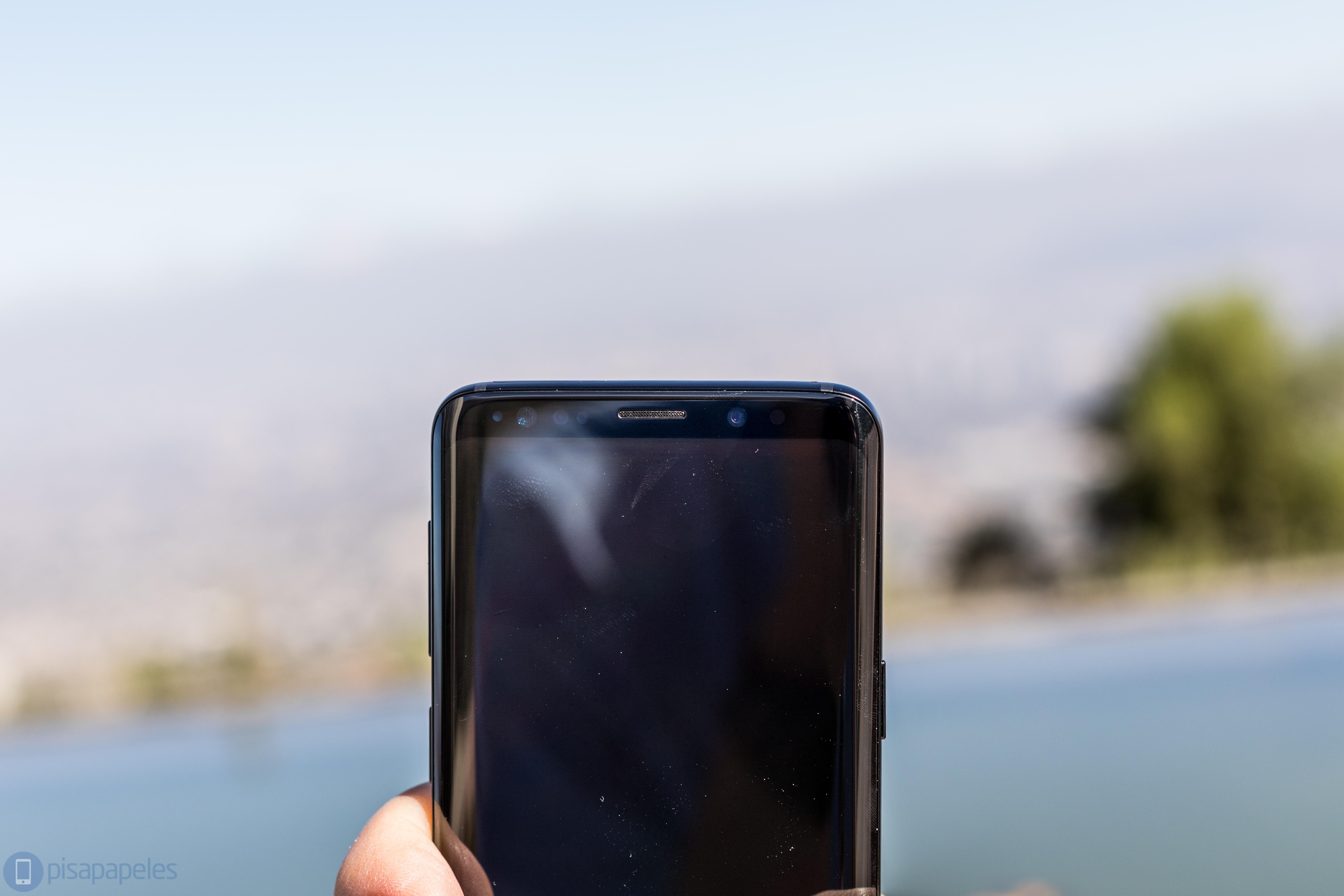 Samsung İnceleme Galaxy S9 ve Galaxy S9 + 8