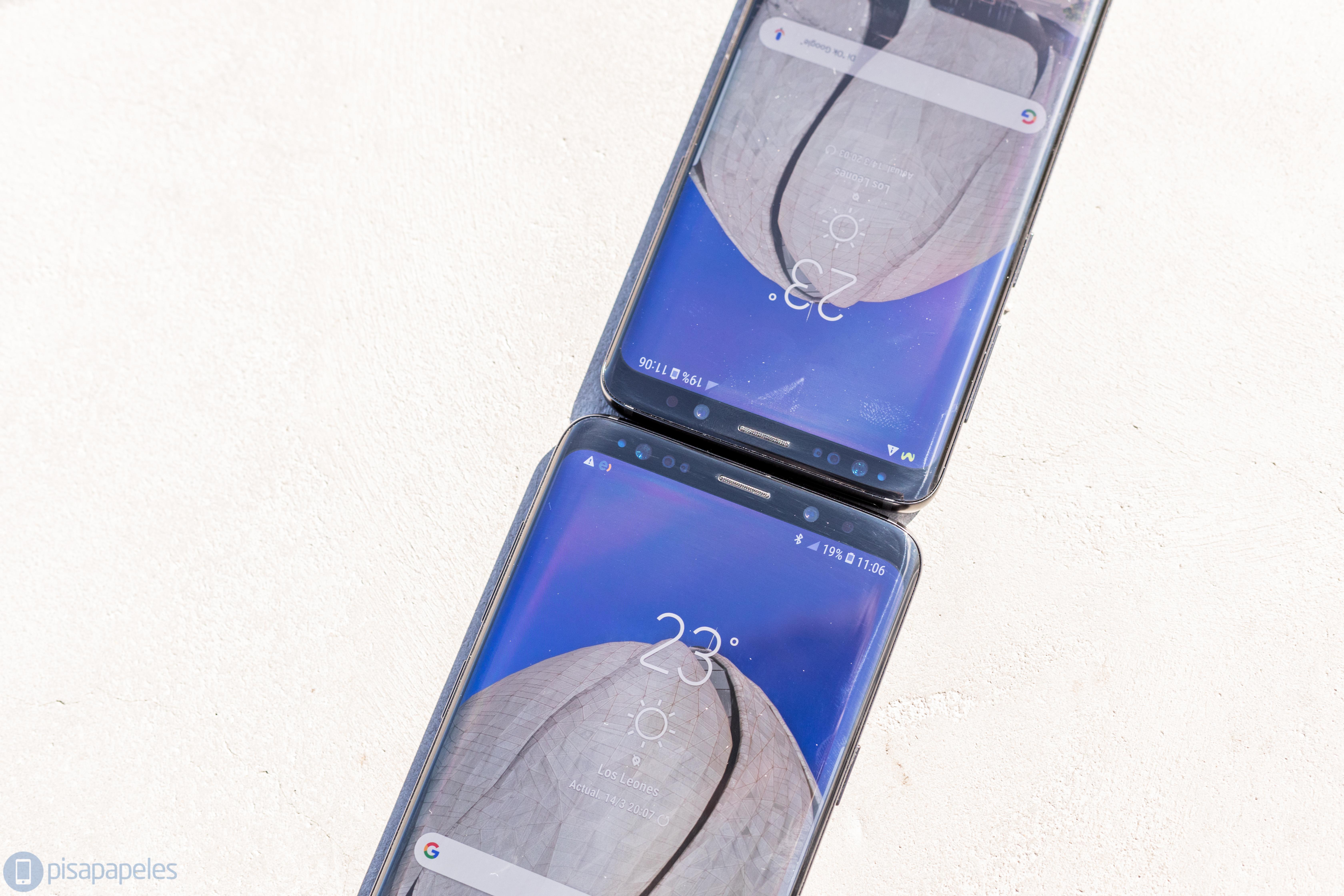 Samsung İnceleme Galaxy S9 ve Galaxy S9 + 22