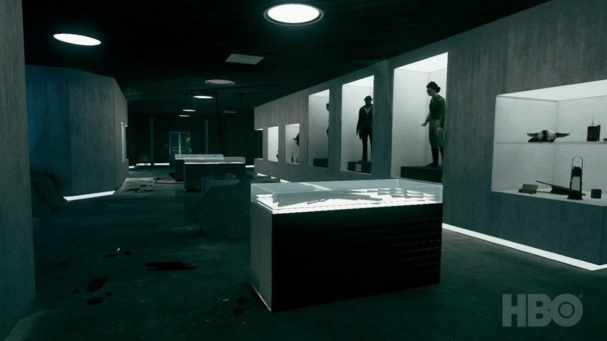 westworld vr 3 Westworld Uyanış VR