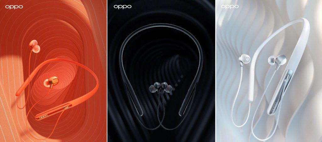 OPPO Enco Q1 kablosuz gürültü önleyici boyun bandı kulaklıkları açıklandı [India launch on August 28] 2