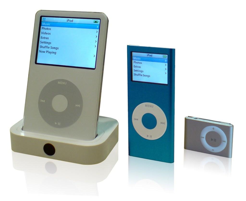 ipod eski teknolojiler