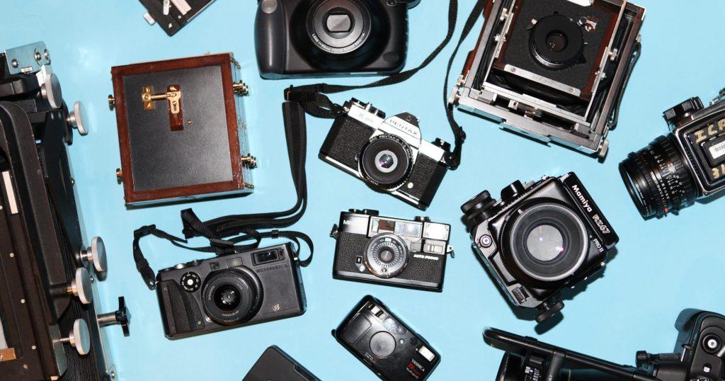 Eski teknolojiler film kamera
