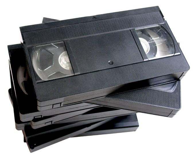 VHS eski teknolojiler