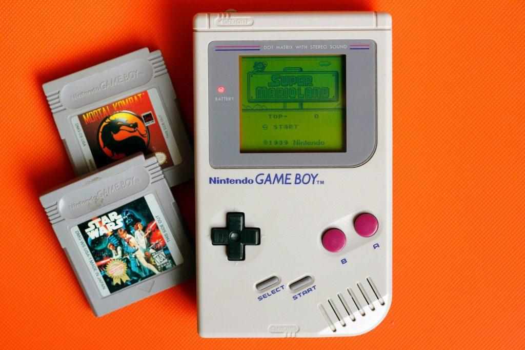 gameboy eski teknolojiler