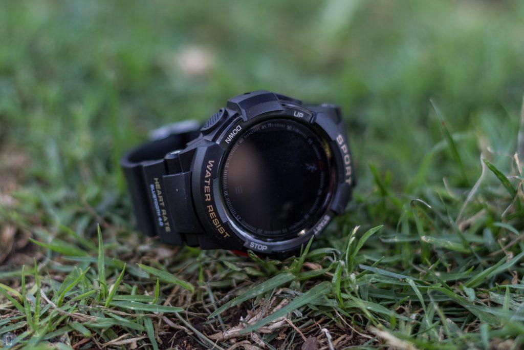 NO.1 F6 Smartwatch'ları gözden geçirin 2