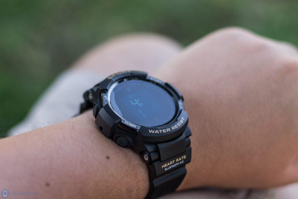 NO.1 F6 Smartwatch'ları gözden geçirin 5