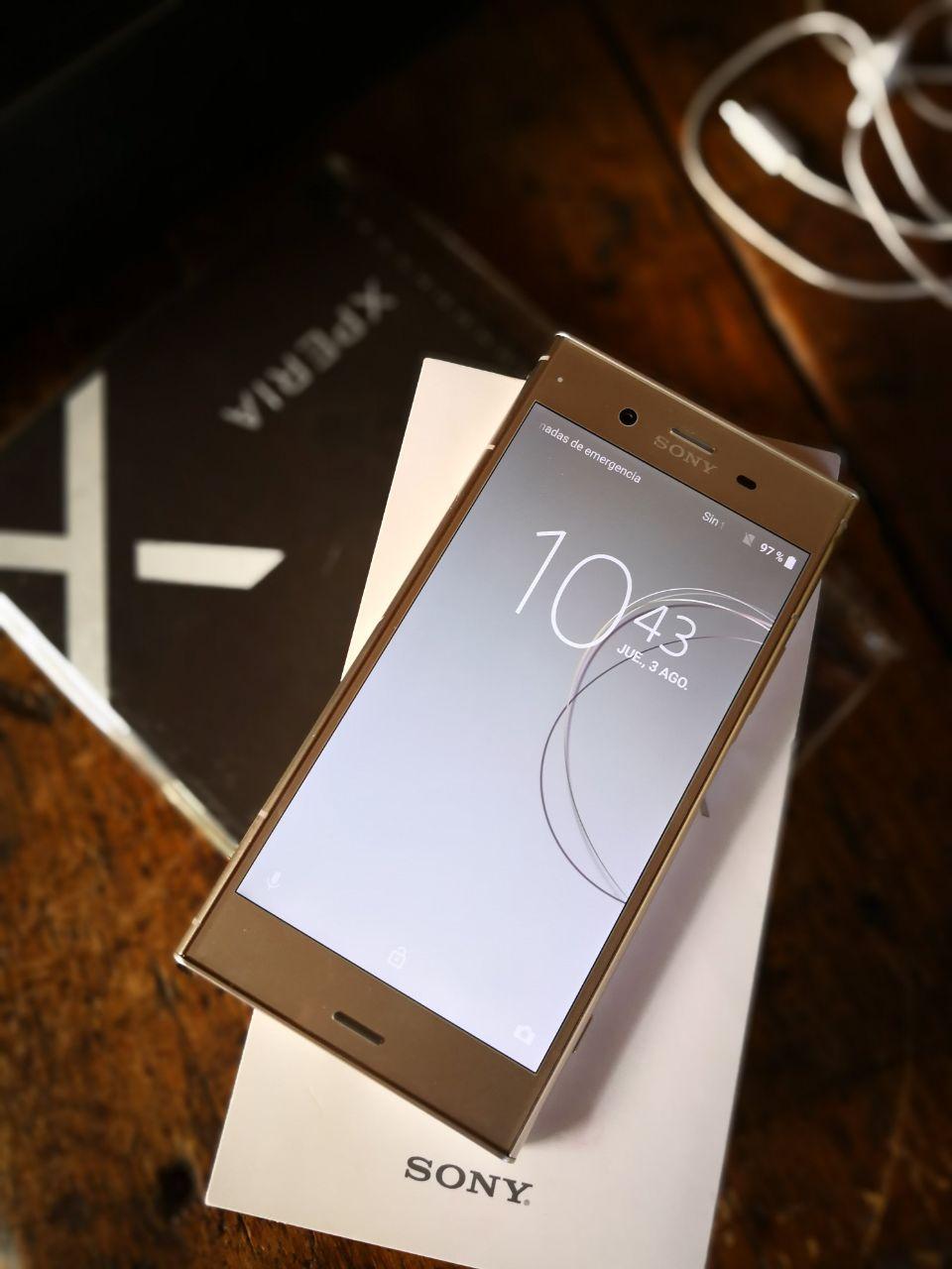 Sony Xperia XZ 1 İnceleme 5