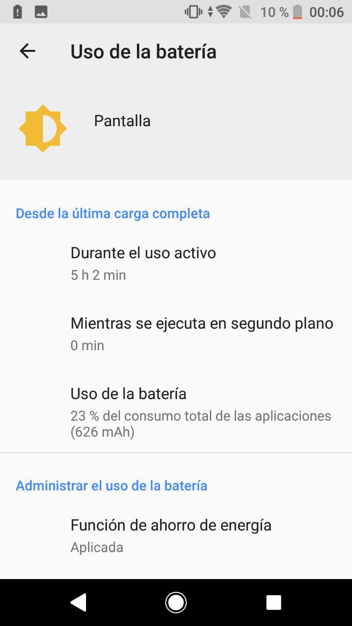 Sony Xperia XZ 1 İnceleme 7