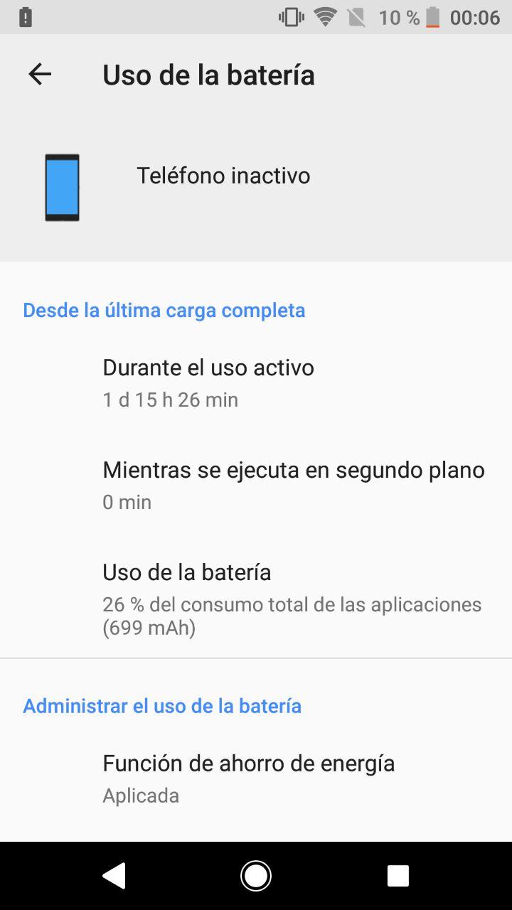 Sony Xperia XZ 1 İnceleme 8
