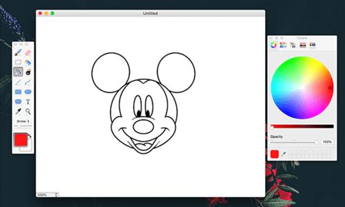 Mac'te Microsoft Paint'i Kullanma 1