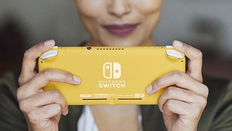 Nintendo Switch Lite Hands-On Roundup: Eylül Ayının Öncesinde Cihaza Erken Bakış 4
