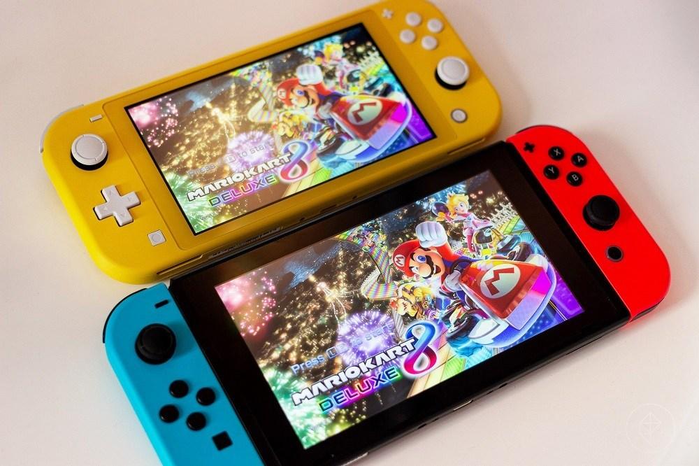 Nintendo Switch Lite Hands-On Roundup: Eylül Ayının Öncesinde Cihaza Erken Bakış 3