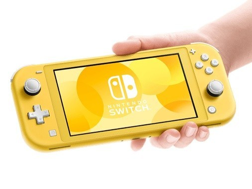 Nintendo Switch Lite Hands-On Roundup: Eylül Ayının Öncesinde Cihaza Erken Bakış 5