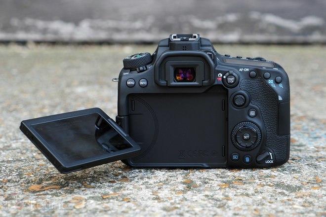 Canon EOS 90D ilk inceleme: 'Orta seviye master' ek çözünürlükle geri döndü 5