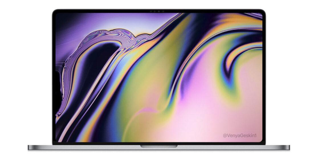 macbook pro 16 inç