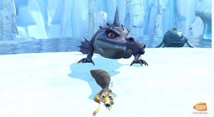 Bandaii Namco bu sonbaharda bir Ice Age oyunu başlatacak 3