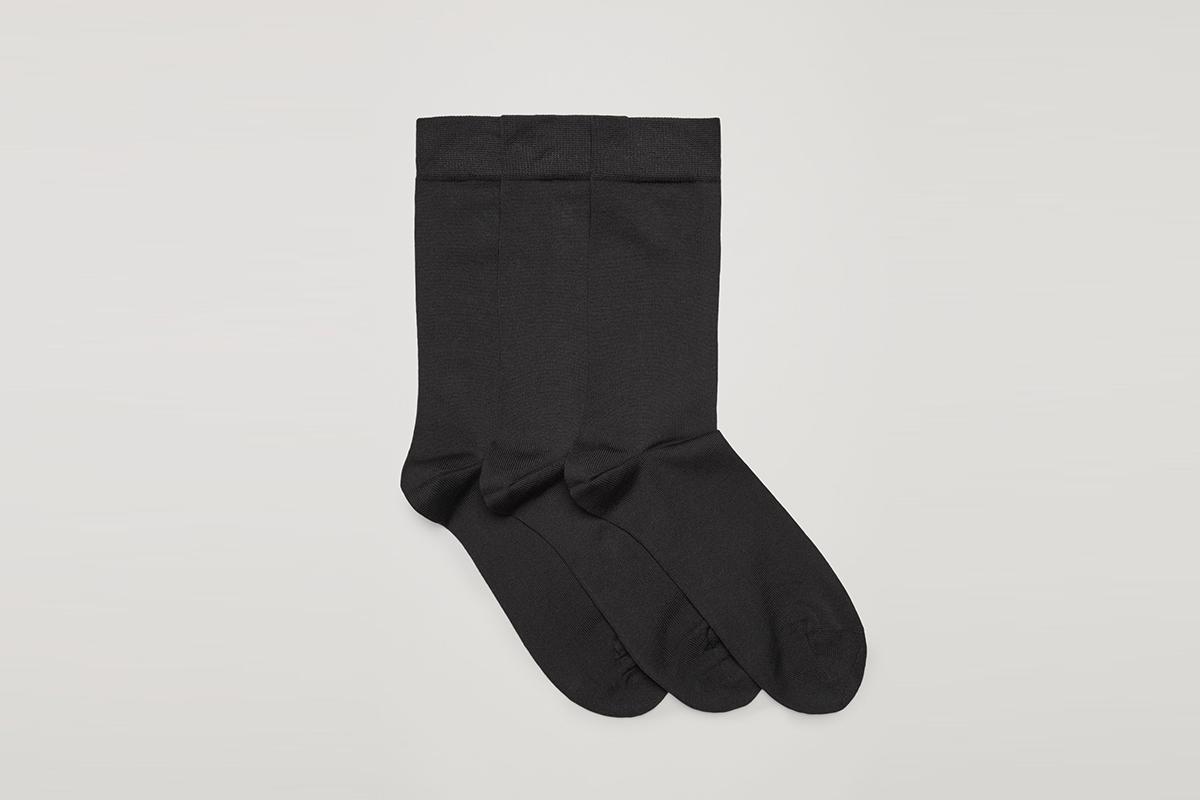 3 Paket Çorap