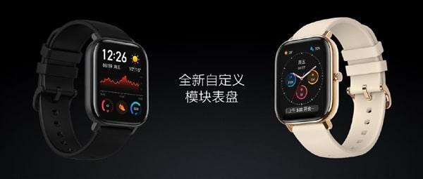 Xiaomi, Huami Amazfit GTS'yi piyasaya sürdü: a Apple Watch İki hafta tutan 4 kişi! 7