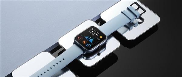 Xiaomi, Huami Amazfit GTS'yi piyasaya sürdü: a Apple Watch İki hafta tutan 4 kişi! 8