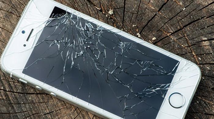 IPhone 6 ekranı kırıldı