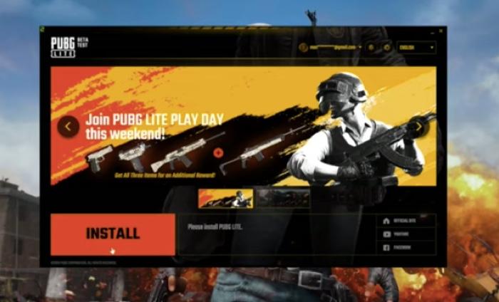 PC için PUBG Lite'ı ücretsiz indirin (Sınırlı Ülkede Mevcut) 3
