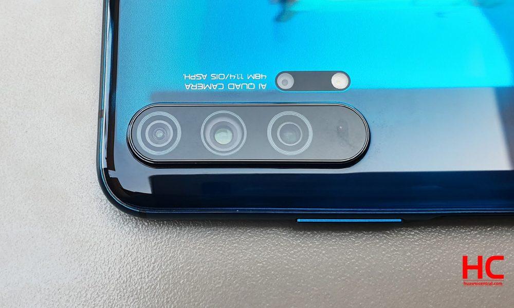 2020 yılında 108MP + 10X optik zoom kameralı akıllı telefon, Huawei ilk olacak? 1
