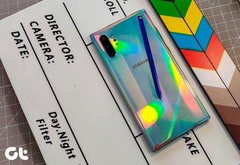 En İyi Samsung Galaxy Note  10 S Kalem Özellikleri ve Özelleştirme
