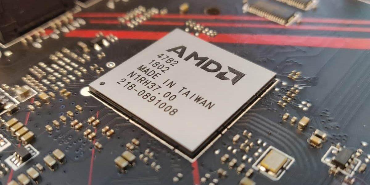 AMD yongaseti
