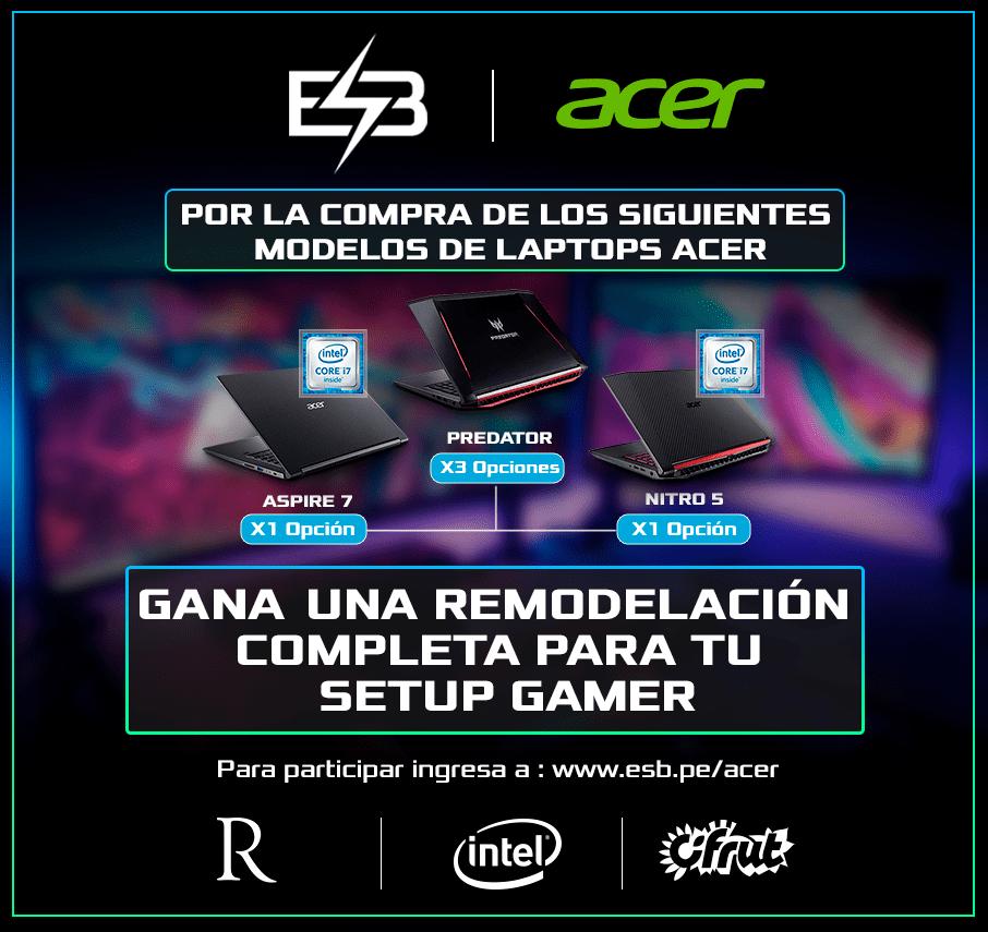 Acer, Ripley ve Intel hayallerinizi gerçeğe dönüştürüyor ve oyun alanınızı dönüştürüyor 1